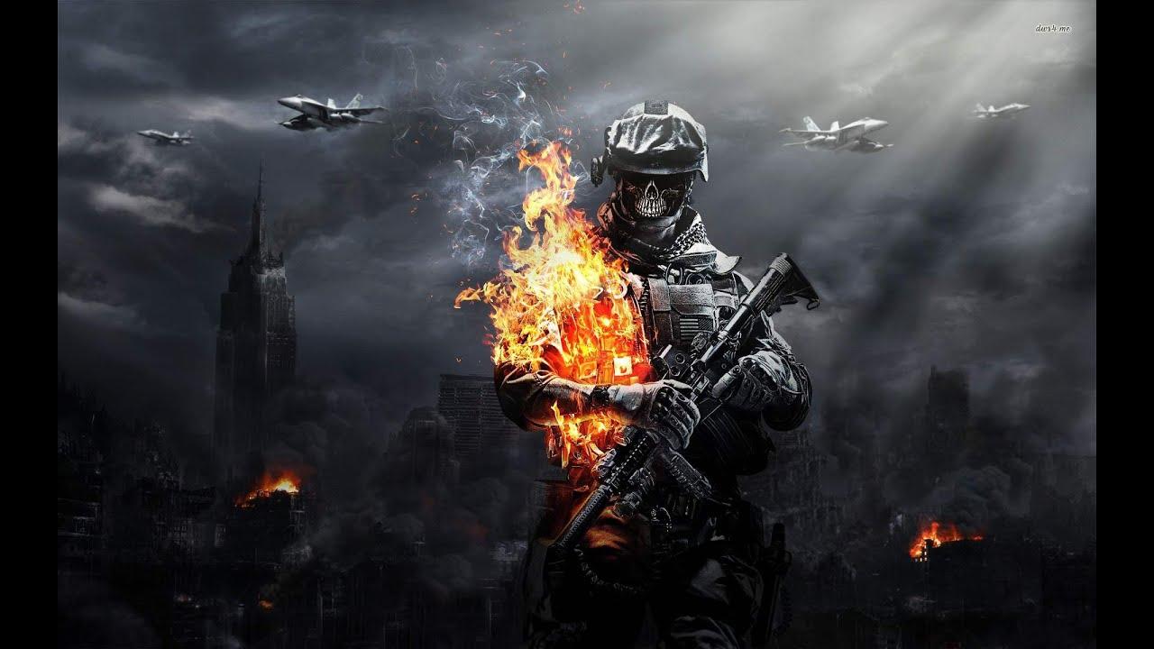 Battlefield 1 War Video Game Hd Wallpaper: Battlefield 4 + Nvidia Geforce GTX 980 SLI Asus Strix + G