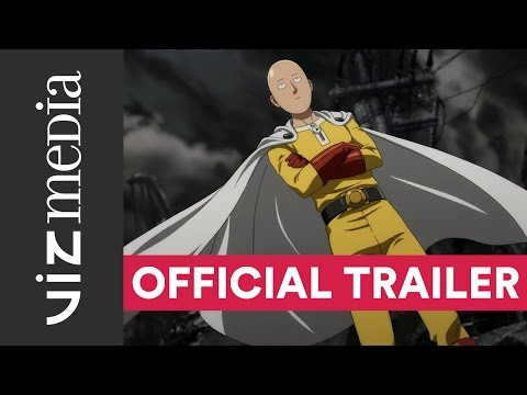 One Punch Man Official Trailer