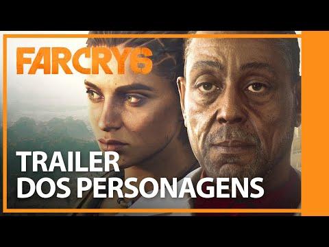 Far Cry 6: Trailer do Personagem - Apresentando Dani Rojas | Ubisoft