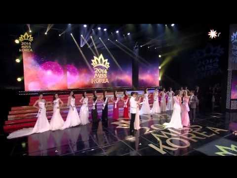 [2014 미스코리아 선발대회 Miss Korea Beauty Contest] 2014 미스코리아 美 류소라