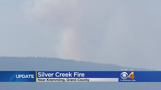 Spring Creek Fire Continues To Burn