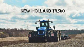 New Holland T9.560 + Köckerling Vario 750  | Sadala Agro 🇪🇪