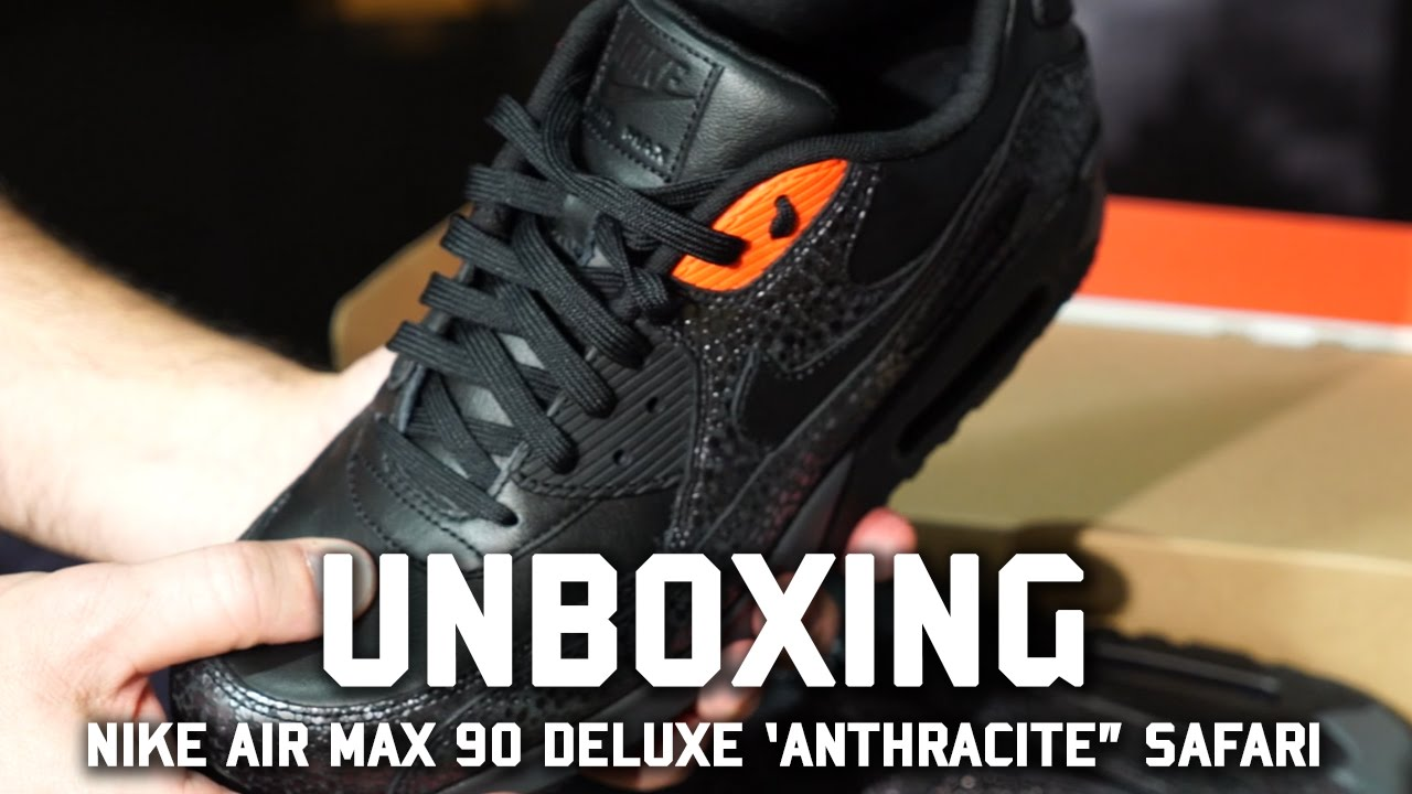 Air Max 90 90 Luxe Infrarouges Noir
