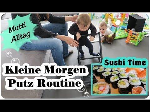 Kleine Morgen Putz Routine/Sport/Kinderbücher/Zwillings Family VLOG/Mel´s Kanal