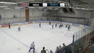 Häme - Etelä 2 // Tulevaisuuden tähdet 24.1.2020 klo 16:15, Vierumäki