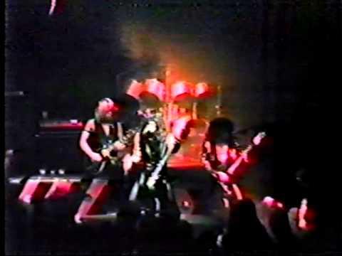 Slayer 1983 12 28 Costa Mesa, CA