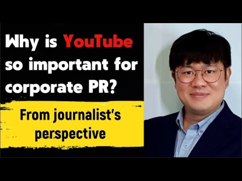 Media consulting for SAP's Asia-Pacific PR team: how to use YouTube wisely for public relations