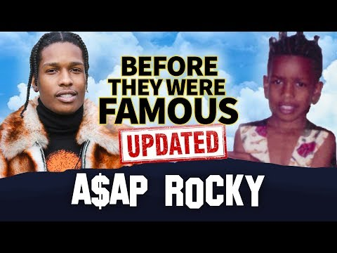 what age did asap rocky get famous
