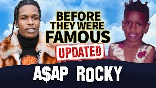 A$AP Rocky | Before They Were Famous | Rapper Biography