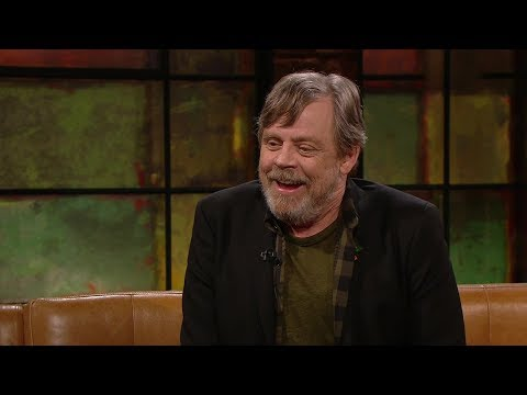 """Like what happened to this guy!"" - Mark Hamill 