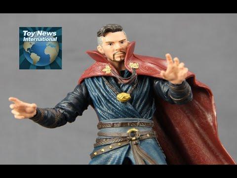 """Doctor Strange Marvel Legends 6"""" Movie Doctor Strange Figure Review"""