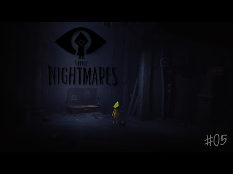 Little Nightmares Walkthrough - Episode 05 - Gameplay - Let's Play - PC•720p•60fps