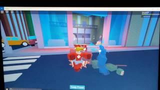ROBLOX Soy un superhéroe!!!!!