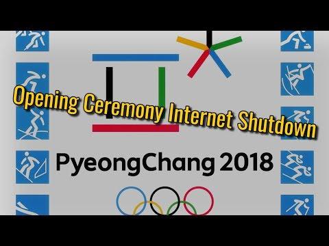 Internet Shutdown During Winter Olympics | Hacker Weekly