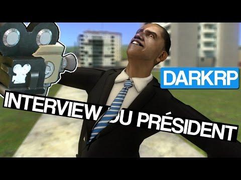 """GMOD DarkRP FR #1 : Interview du """"maire"""""""