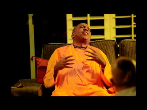 Devamrita Swami Palm Springs - Yoga