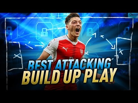 FIFA 17 HOW TO CREATE CHANCES & WIN GAMES - The KEY to Attacking - BEST Build Up Play Techniques