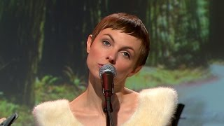 "Saturday Sessions: Kat Edmonson sings ""All The Way"""