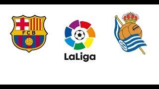 Барселона Реал Сосьедад прямая трансляция 07.03.2020 смотреть онлайн прямой эфир видео обзор