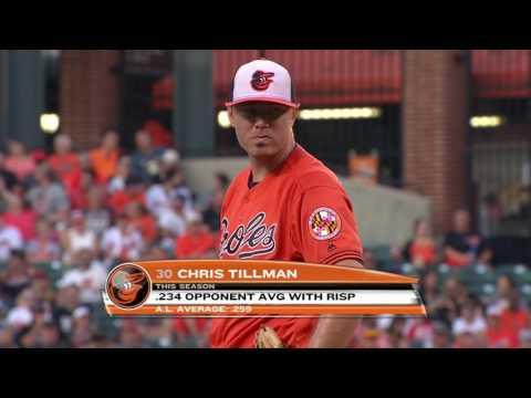 August 20, 2016-Houston Astros vs. Baltimore Orioles