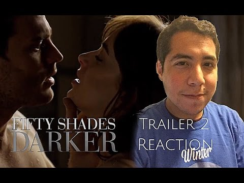 Caro the Movie Critic: FIFTY SHADES DARKER - Official Trailer 2 Reaction