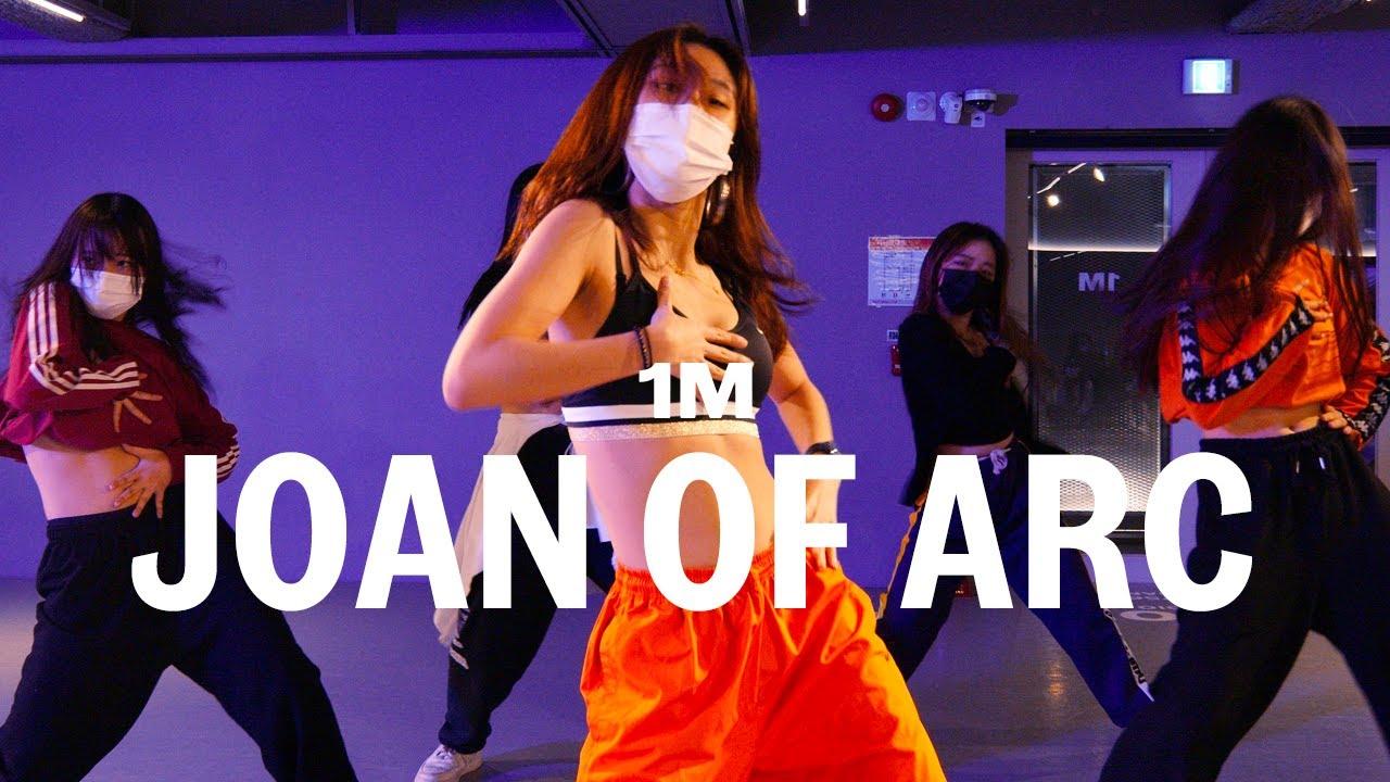 Little Mix - Joan of Arc / Minny Park Choreography