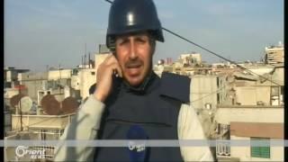 شاهد.. اللحظات الأولى لاقتحام الفصائل المقاتلة مواقع لنظام الأسد وسط العاصمة دمشق