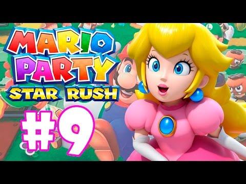 MARIO PARTY STAR RUSH #9 - SÓ TEM LADRÃO!