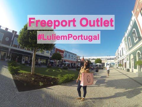 Compras em Portugal: Freeport Outlet Lisboa!