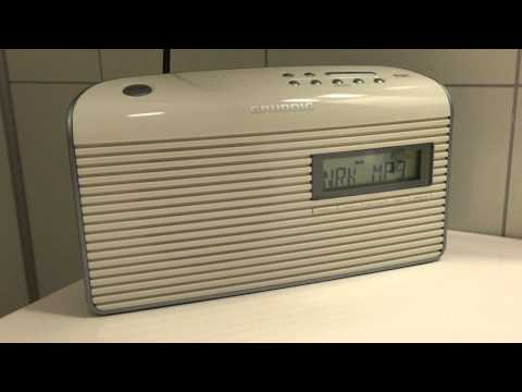 Soundtest  Grundig Music 63 DAB+ Radio