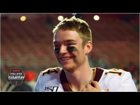 the-inspiring-story-of-cancer-survivor-casey-o'brien's-first-snap-at-minnesota-|-college-gameday