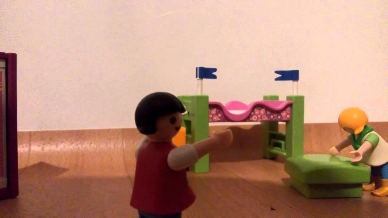 Playmobil unfall im Kinderzimmer. 1# - YouTube