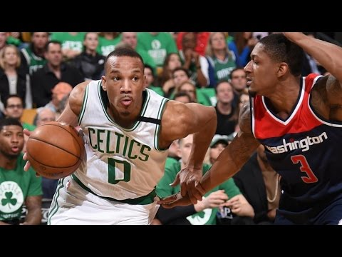Avery Bradley Playoff Career High 29 Points! Wizards Celtics Game 5