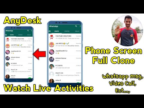 How to use Anydesk in Tamil   AnyDesk Screen Mirroring/Remote Control   AnyDesk Tamil   Tamil Edison