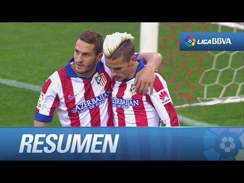 Resumen de Atlético de Madrid (2-0) Real Sociedad