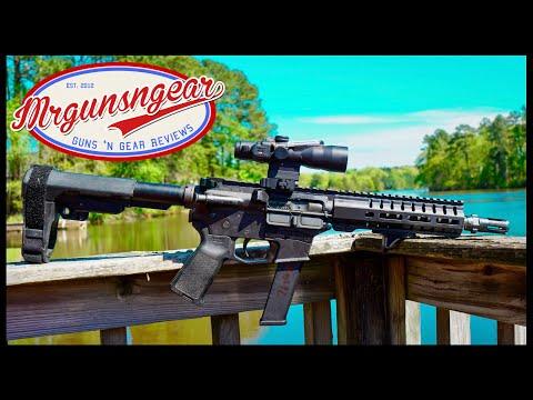 CMMG Banshee 40S&W: The Best 40S&W AR Pistol?