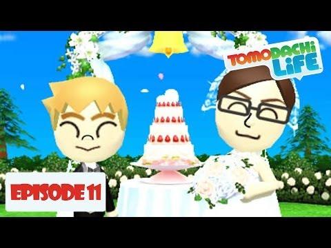 A Tomodachi Life #11: Wedding Bells