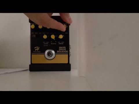 Harley Benton BDI-2000 Bass Drive Review