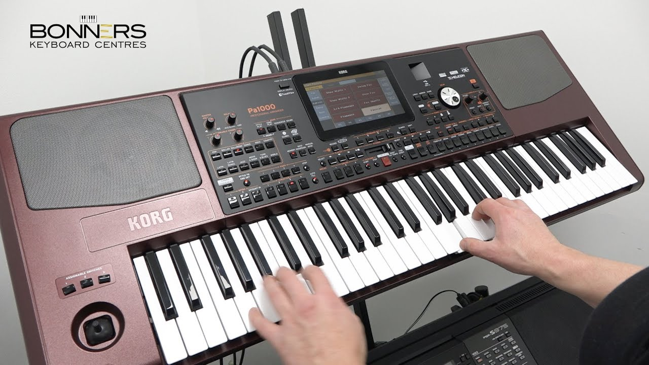 korg pa1000 vs yamaha psr s975 the ultimate comparison. Black Bedroom Furniture Sets. Home Design Ideas