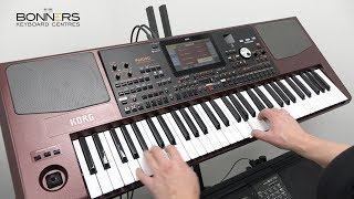 Korg PA1000 vs Yamaha PSR-S975 THE ULTIMATE COMPARISON VIDEO