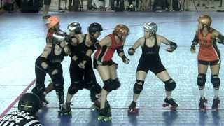 Gotham Girls 2013 Highlight Reel - Gotham Girls Roller Derby
