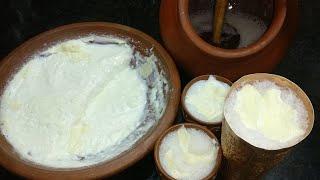 Dahi ki Lassi - Village Style original and perfect Summer drink