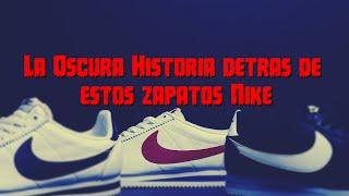 La Oscura Historia Detrás de Estos Zapatos Nike