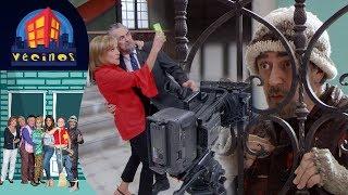 Vecinos, capítulo 6: Jorjáis, el nuevo galán de telenovela | Temporada 5 | Distrito Comedia
