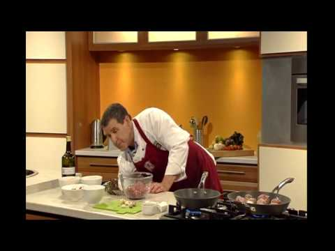 Peter Ward on TG4's famous cooking programme O' Cuisine