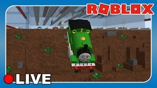 Even More ROBLOX with DieselD199 | VIP Server Edition | Thomas & Friends, Shark Bite, and More!