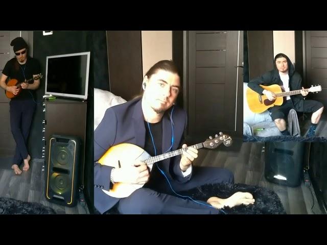 Человек-оркестр из «Забайкальских узоров» — Максим Кочнев