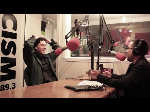 Loud en entrevue à Ghetto Érudit (2017)