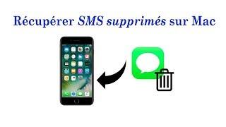 Comment récupérer les SMS supprimés iPhone sans restauration sans iTunes