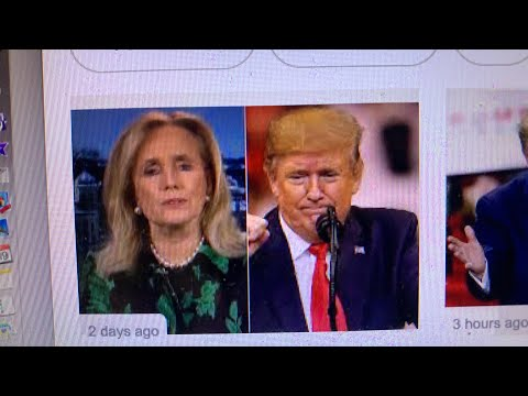 Rep. Debbie Dingell Interview On Trump Comments About Deceased Husband John Dingell